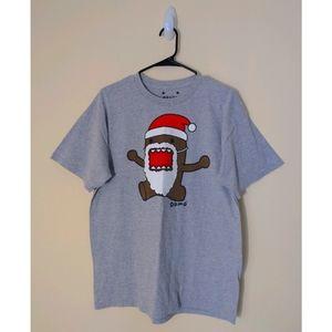 Domo Christmas Graphic T-Shirt